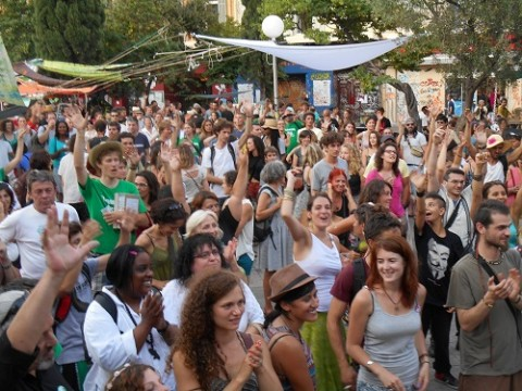 20,000 attended Alternatiba in Paris