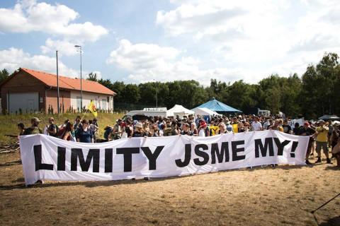 Limity jsme my banner