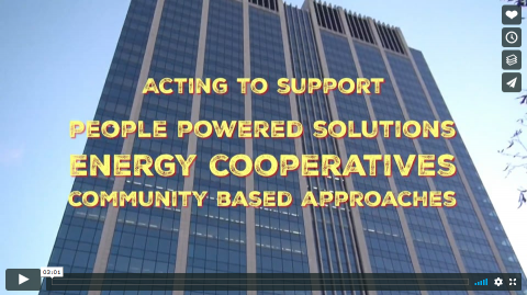 Fossil Free, Reclaim Power, Days of Action