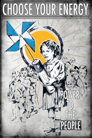 Energy Democracy, Days of Action, Reclaim Power