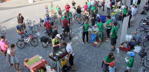 Friends of the Earth Slovenia in Ljubljana