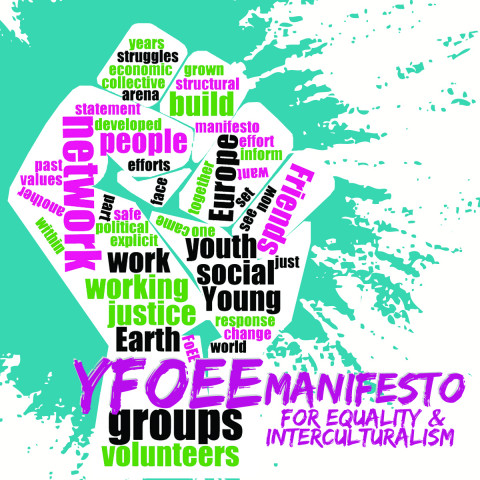 Our manifesto on equality & interculturalism (c) Sofia Russi