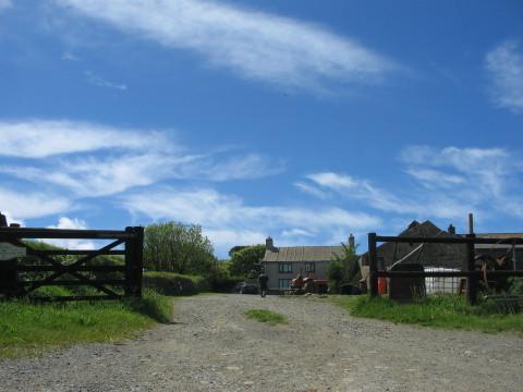 Caerhys farm