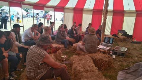 Agri-activism - cabbage farming