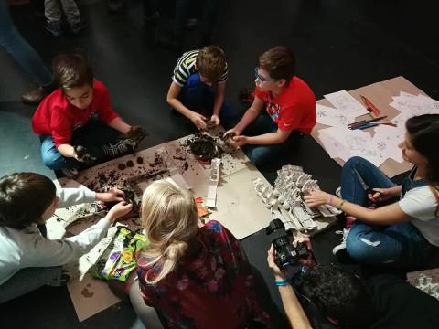 Seed bombs workshop!