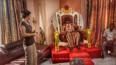 (c) Babawale Obayanju