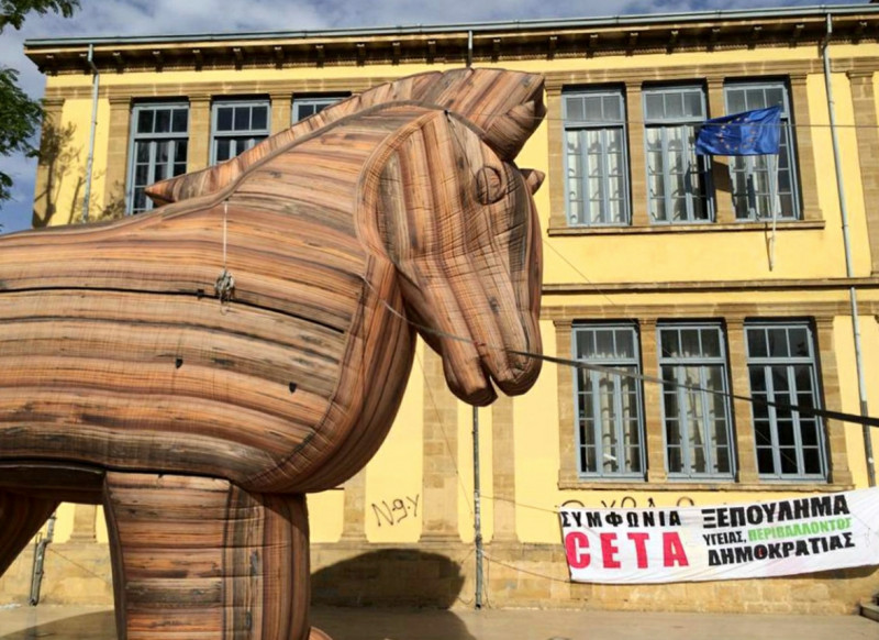 The Trojan Horse of Free Trade Agreements visits Cyprus