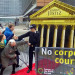 Citizens against Multilateral Investment Court. No to global corporate court