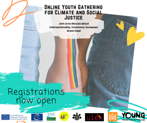 Online Youth Gathering - Visual
