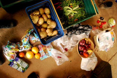 Vegetables! Photo: Ingrid