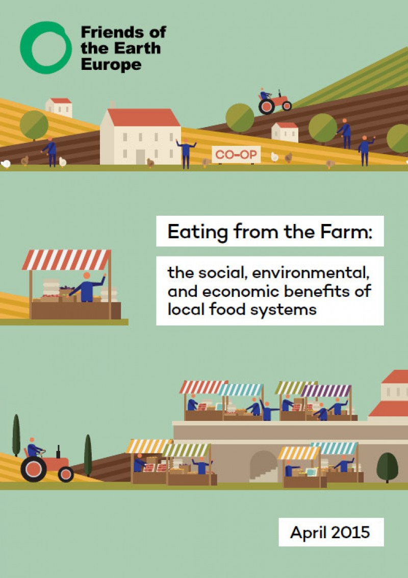 the benefits of local farming essay Buy local—you see the decal in the store window, the sign at the farmer's market, the bright, cheerful logos for local first arizona, think boise first, our milwaukee, and homegrown versions across the states.