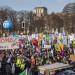 marching in Berlin for sustainable agriculture (c) Jörg Farys / www.dieprojektoren.de