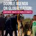 cover EU double agenda on globalisation