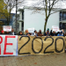 Demand Climate Justice and FoEI outside the COP23 venue in Bonn calling for Pre-2020 action!